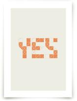 Definitely Yes by trbdesign