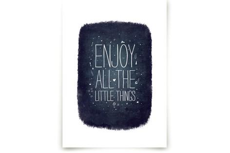 Enjoy Art Prints