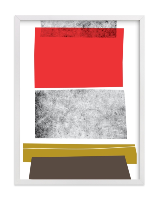 Abstracciones Vol. 3 Art Print