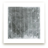 Abstract Herringbone