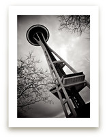 Space Needle by Horizon Photography