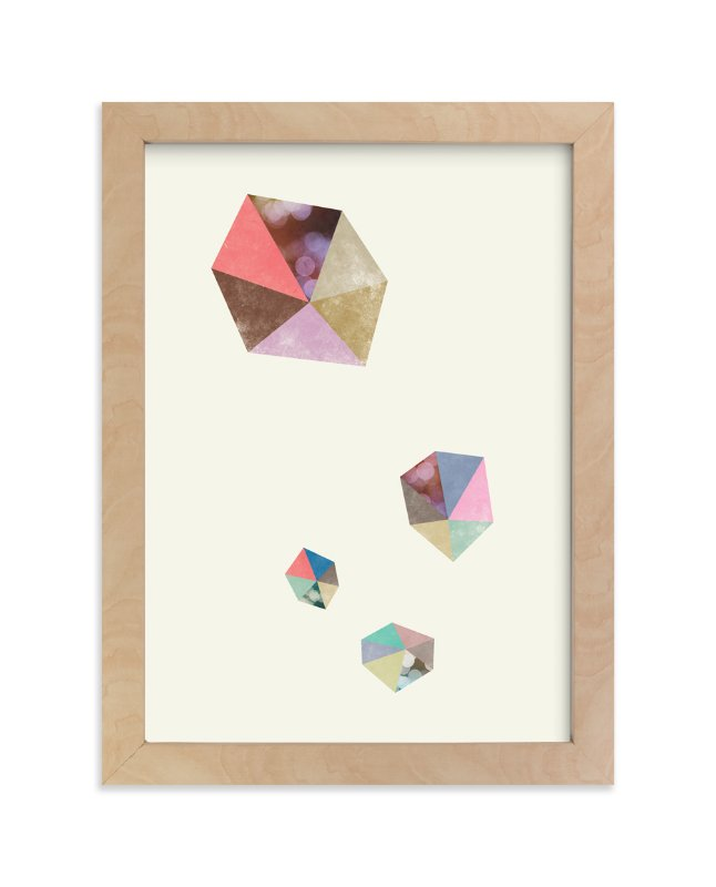 """""""Bejeweled"""" - Limited Edition Art Print by Four Wet Feet Studio in beautiful frame options and a variety of sizes."""