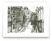 rue pierre demours by pottsdesign