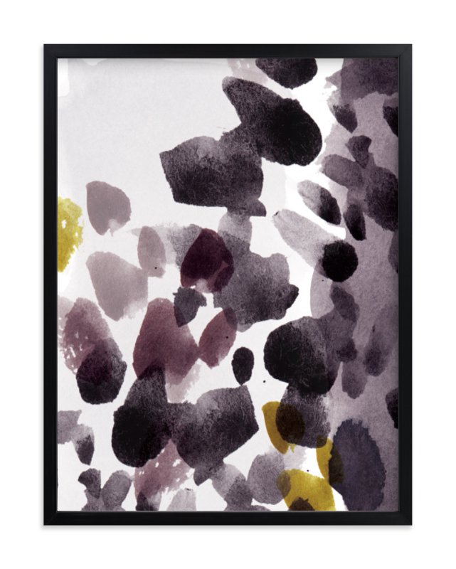 """""""Mineral"""" - Limited Edition Art Print by Kelly Ventura in beautiful frame options and a variety of sizes."""