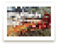 Mosaic Pixel by Shasta Knight