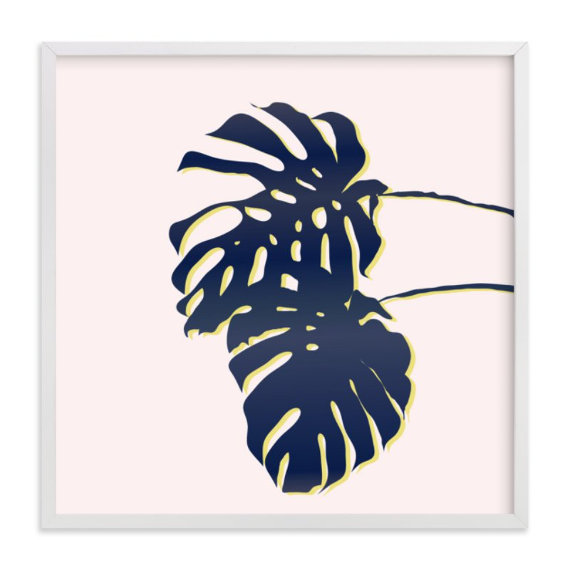 """""""Palm Study #3"""" - Limited Edition Art Print by Cindy Lackey in beautiful frame options and a variety of sizes."""
