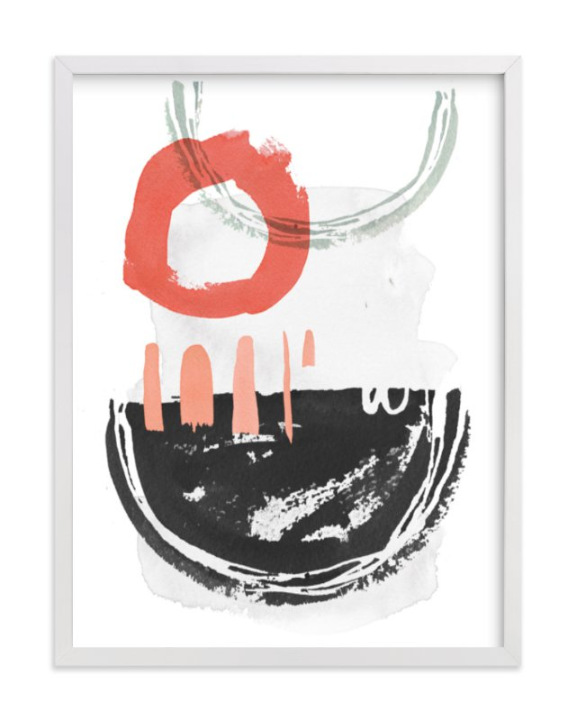 """""""rise no. 1"""" - Limited Edition Art Print by Kelly Ventura in beautiful frame options and a variety of sizes."""