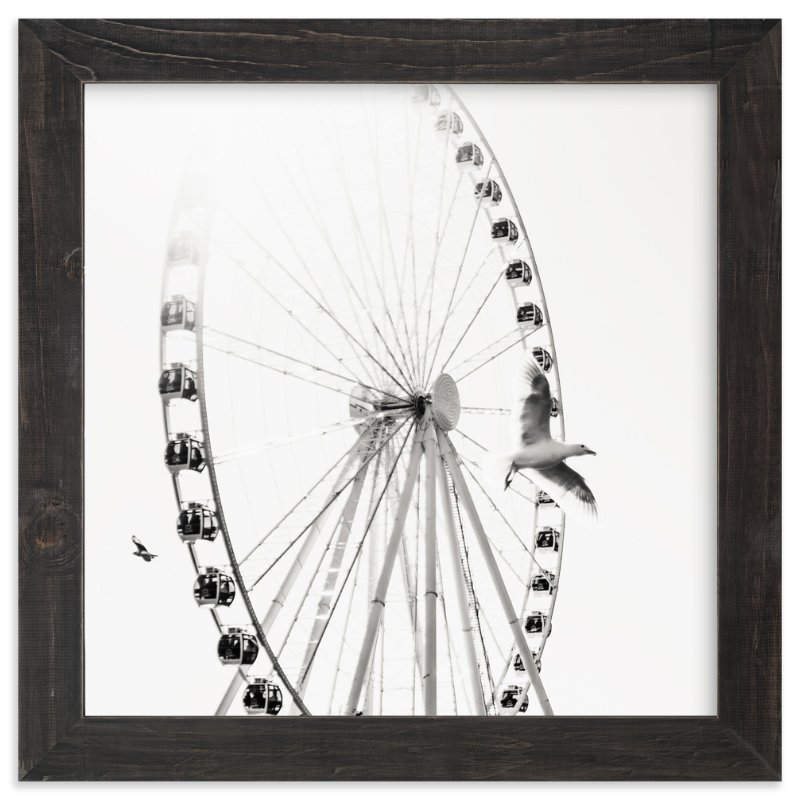 """Rise"" - Limited Edition Art Print by Stacy Kron in beautiful frame options and a variety of sizes."
