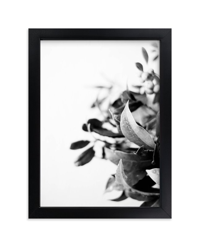 """Berry bouquet"" - Limited Edition Art Print by Sharon O. in beautiful frame options and a variety of sizes."