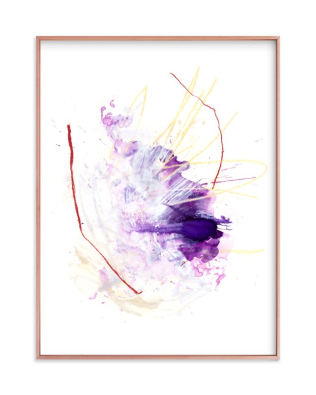 """""""Not Afraid"""" - Limited Edition Art Print by Ariel Scholten in beautiful frame options and a variety of sizes."""