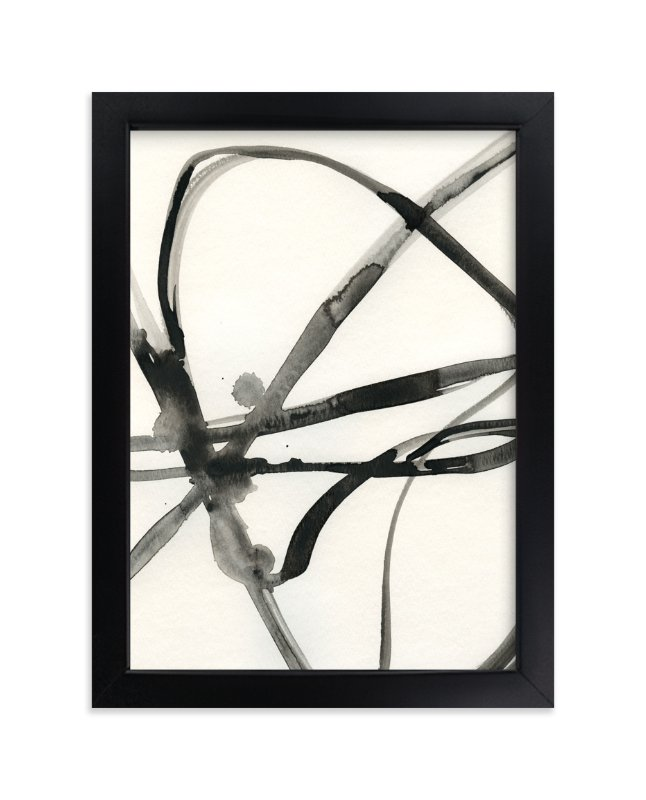 """""""Plant Cell 1"""" - Limited Edition Art Print by Mary Gaspar in beautiful frame options and a variety of sizes."""