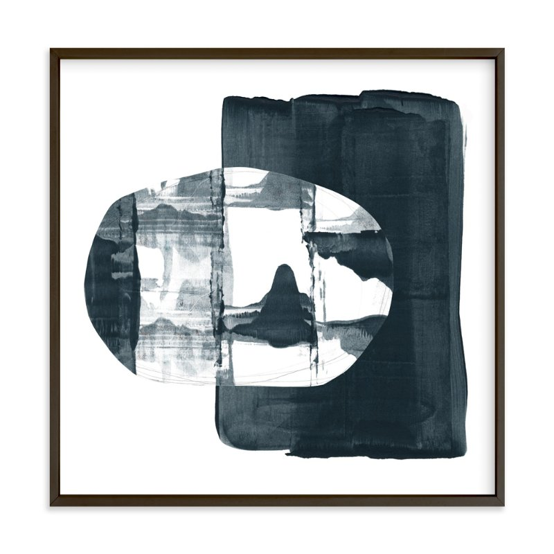 """""""Night"""" - Limited Edition Art Print by Lorent and Leif in beautiful frame options and a variety of sizes."""