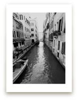 Quiet Canal by Amanda Radziercz