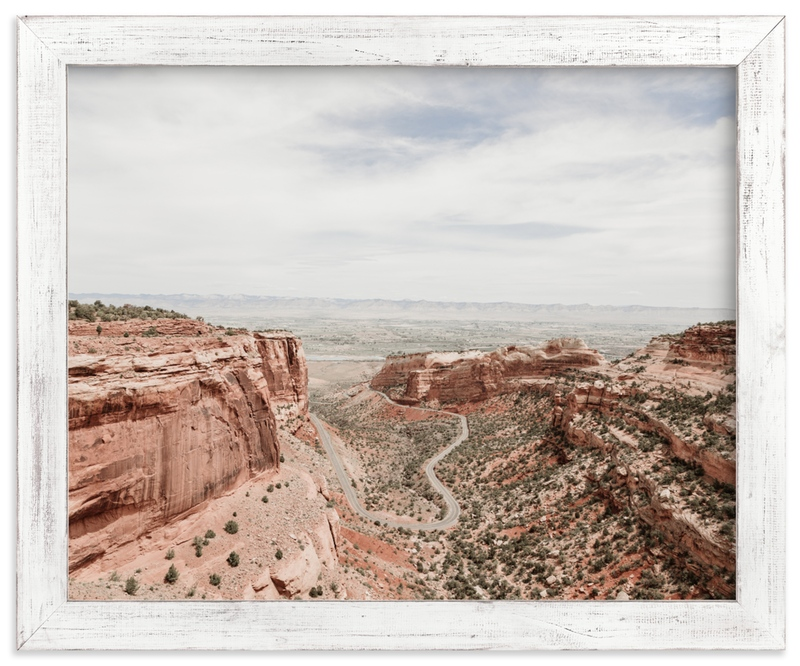 Desert Horizon Wall Art Prints By Jamie Lollback Minted