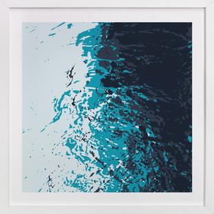 Reflecting - One Art Print