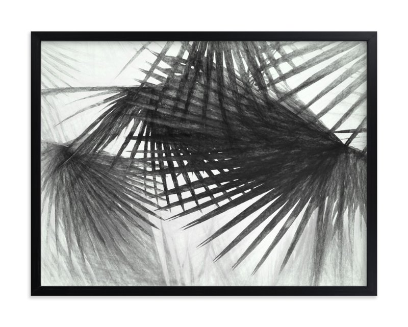 """""""Ghost Palms"""" - Limited Edition Art Print by Brian Lee in beautiful frame options and a variety of sizes."""