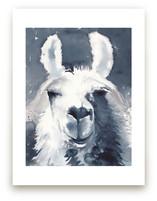 Llama Love by Jocelyn Edin