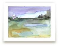 Lavender Sky by Sonal Nathwani