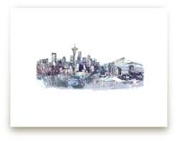 Seattle Skyline by van tsao