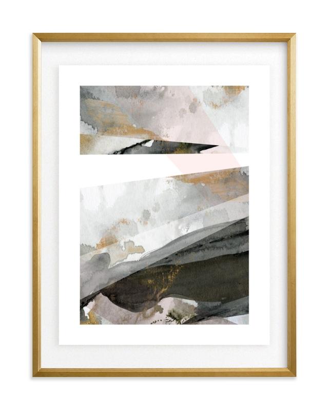 Earthen Art Print