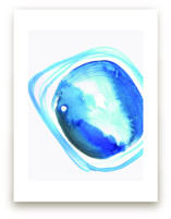 Blue Stone by Jacqui Langeland