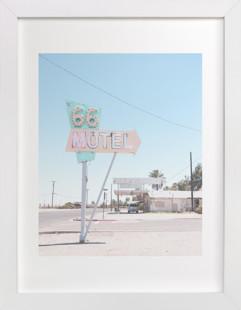 66 Art Print