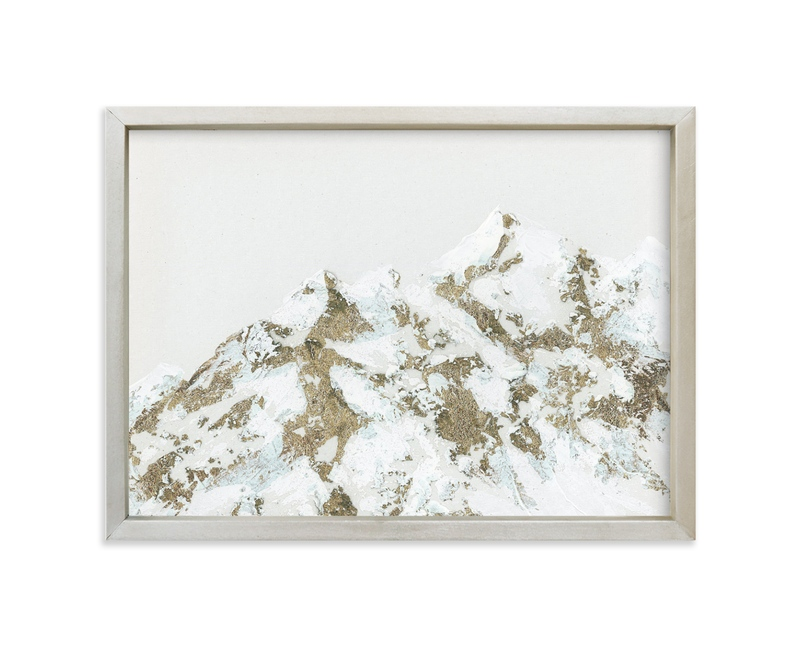 """""""Majestics Three"""" - Limited Edition Art Print by Emily Magone in beautiful frame options and a variety of sizes."""