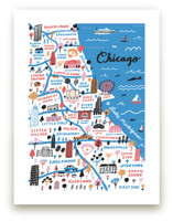 I Love Chicago by Jordan Sondler