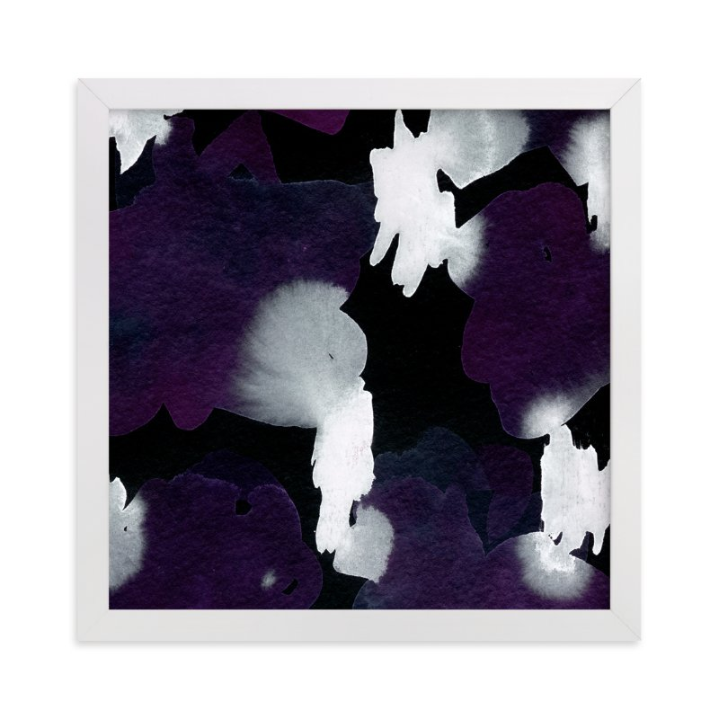 """""""Moonlit"""" - Limited Edition Art Print by Simona Camp in beautiful frame options and a variety of sizes."""