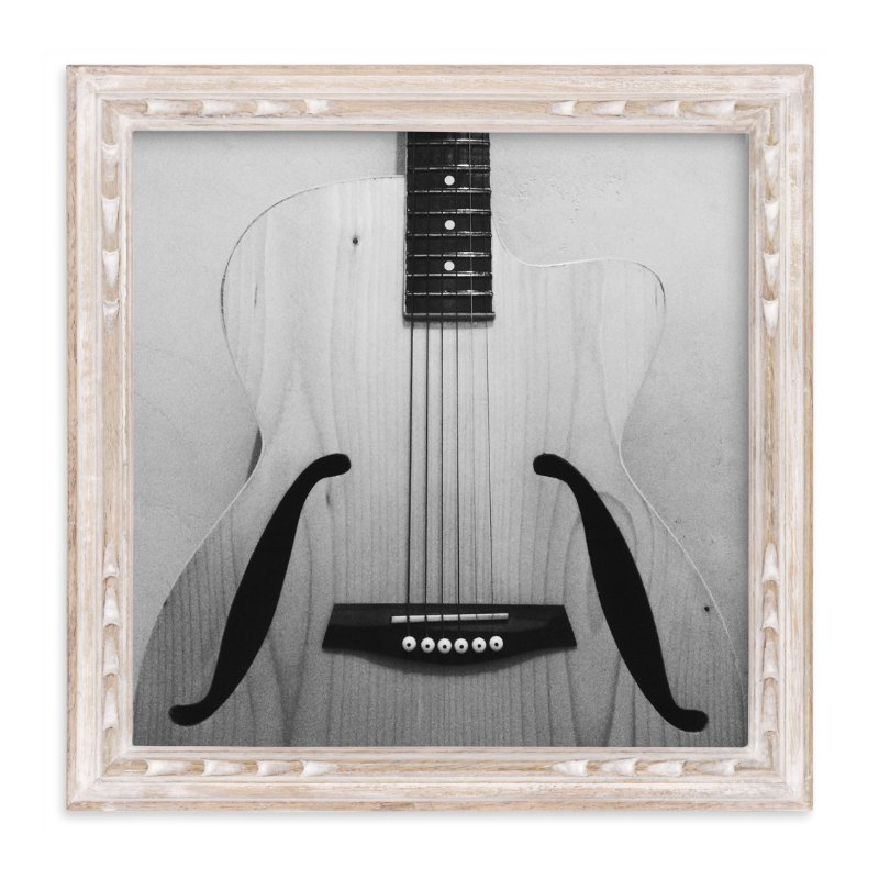"""""""Music Speaks"""" - Limited Edition Art Print by Kristel Torralba in beautiful frame options and a variety of sizes."""