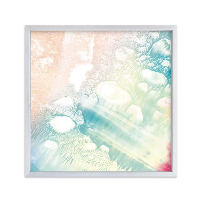 """""""Wave II"""" - Limited Edition Art Print by Halik Helen in beautiful frame options and a variety of sizes."""