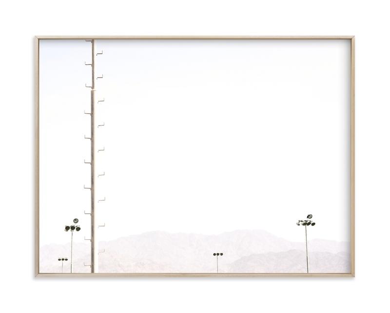 Scenes from Eilat 2018, 32 Art Print