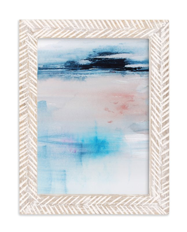 """""""Acceptance"""" - Limited Edition Art Print by Karen Kaul in beautiful frame options and a variety of sizes."""