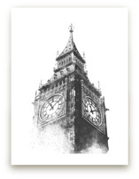 Big Ben by Paul Berthelot