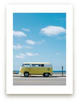 Yellow Van II by Jennifer Little