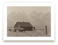 Grand Tetons National Park Art Prints