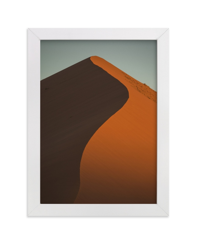 """""""Dunes of Africa"""" - Limited Edition Art Print by Benno and Noosa in beautiful frame options and a variety of sizes."""