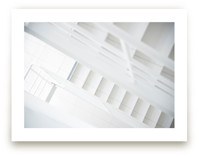 Bright Stairway by Ilze Lucero