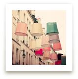 Color in Paris by Caroline Mint