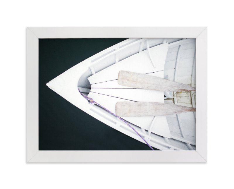 """""""Afloat"""" - Limited Edition Art Print by Haley George in beautiful frame options and a variety of sizes."""