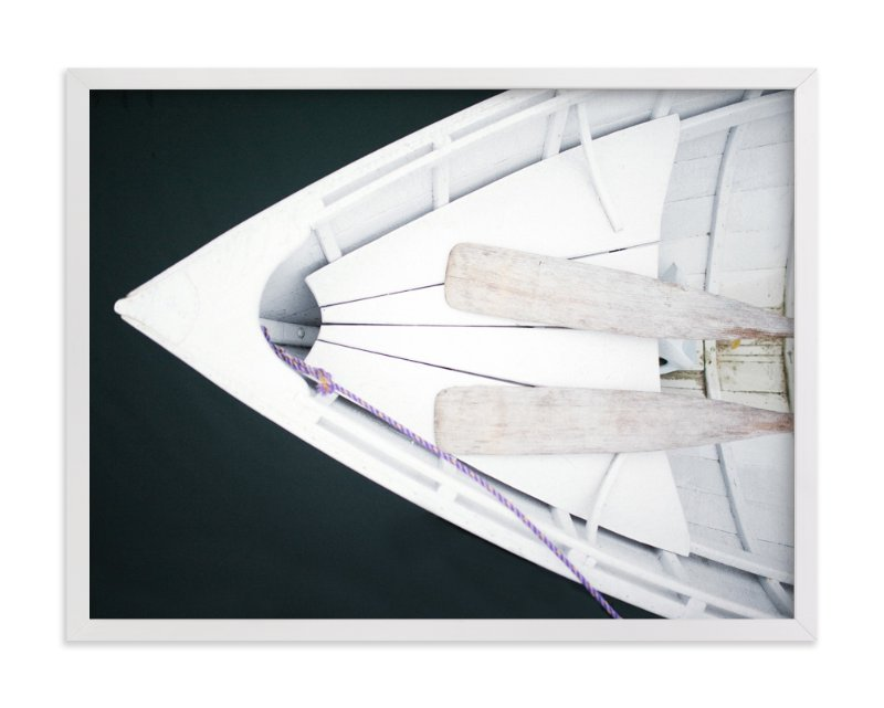 """Afloat"" - Limited Edition Art Print by Haley George in beautiful frame options and a variety of sizes."