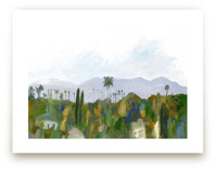 Los Angeles landscape by Kelly Witmer