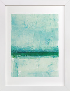 Ocean Abstract III Art Print