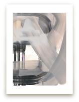 Pushing Through by Angela Simeone