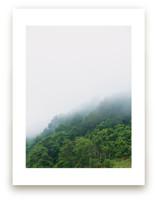 Foggy mountain by Aniko Levai