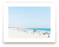 Santa Monica Blues by Jessica Cardelucci Nugent