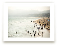 Seaside Contrast by Emmy Hagen
