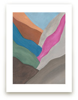 Abstract Mountain II by Hilary Hahn