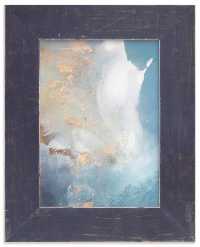 """""""Undertow"""" - Limited Edition Art Print by Julia Contacessi in beautiful frame options and a variety of sizes."""