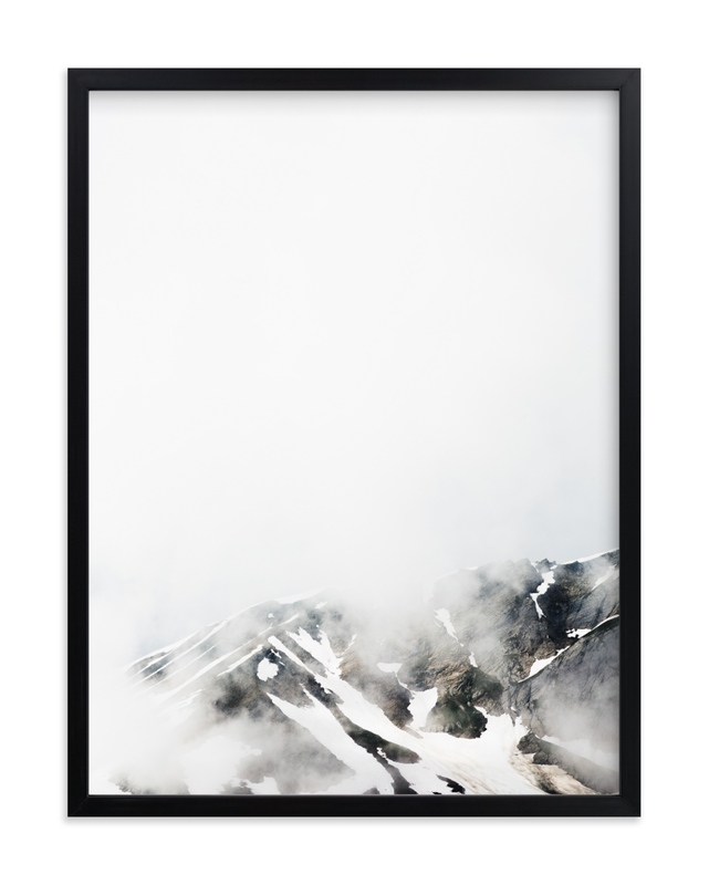 """""""Shroud"""" - Limited Edition Art Print by Heather Deffense in beautiful frame options and a variety of sizes."""